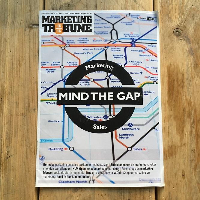 Cover Marketing Tribune 2016