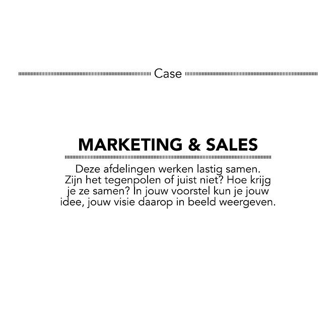 Case Marketing Tribune 2016