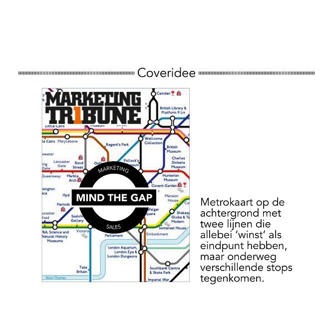 Coverontwerp Marketing Tribune 2016
