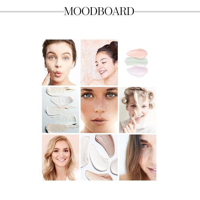Moodboard Etos Skincare