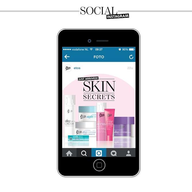 Etos Skincare Social
