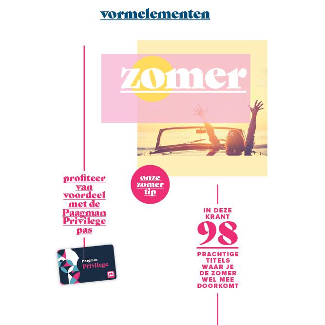 Website Zomerlezen Portfolio4